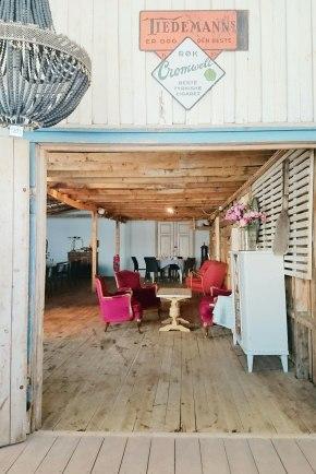 Bryggejentene | Кофе, уют и прекрасныйвид